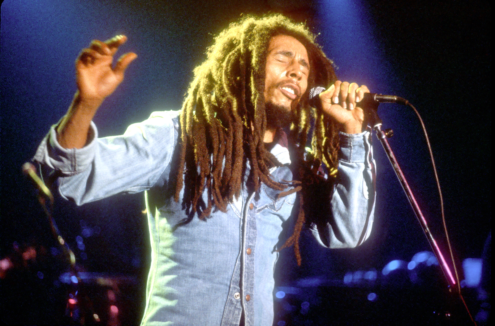 Bob Marley Song Quotes: Trenchtown Rock