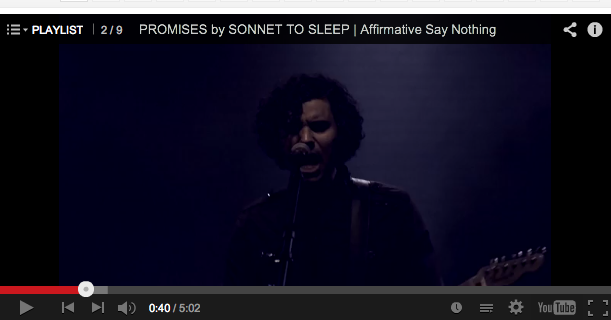 Promises by Sonnet to Sleep