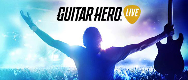 Guitar Hero is Set to Return With Guitar Hero Live
