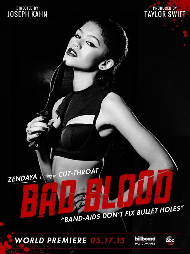 Zendaya-Cut-Throat
