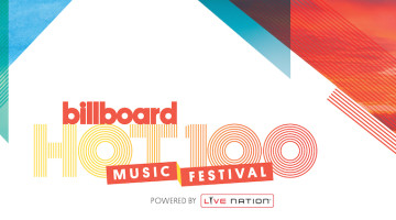 Billboard Hot 100 Music Festival Lineup