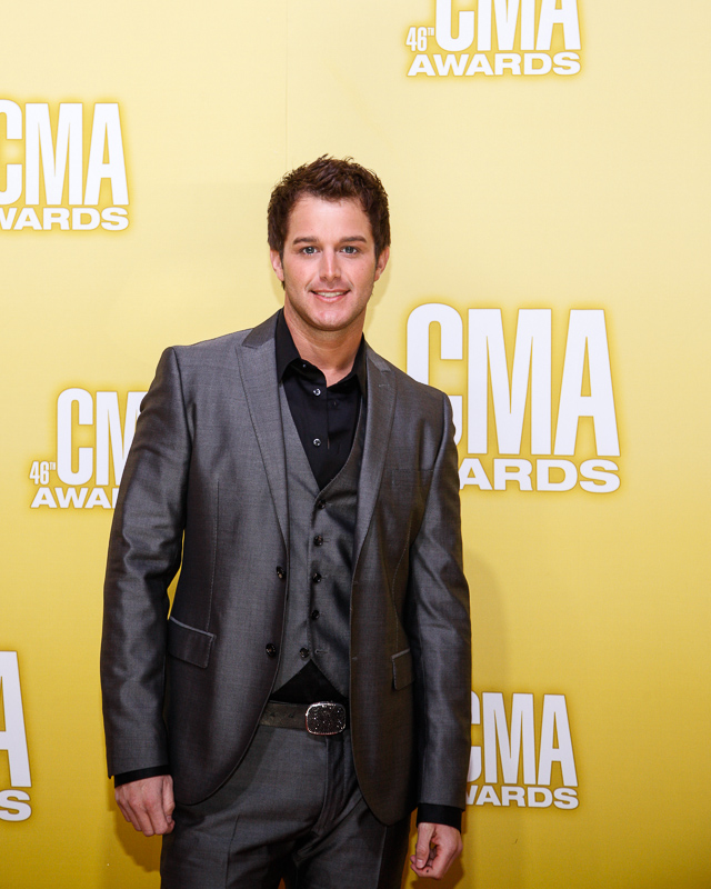 at the 46th Country Music Association Awards in Nashville, Tennessee November 1, 2012.  REUTERS/Eric Henderson (UNITED STATES)