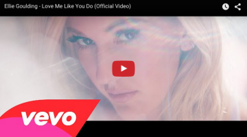 Ellie Goulding – Love Me Like You Do Music Video