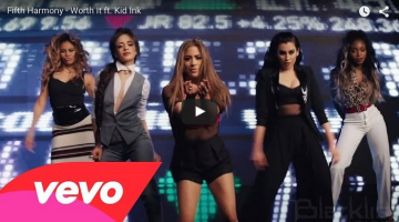 Fifth Harmony – Worth It Music Video Featuring Kid Ink