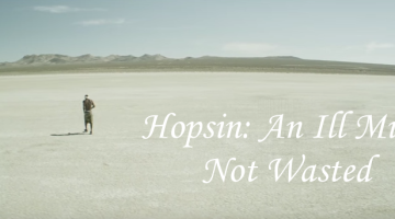 Hopsin: An Ill Mind is Not Wasted