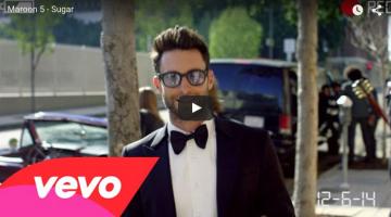 Maroon 5 – Sugar Music Video