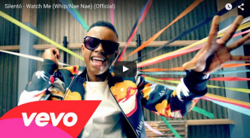 Silentó – Watch Me (Whip/Nae Nae) Music Video
