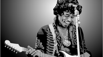 Top Four Famous Guitarists Who Revolutionized the Face of Music in the Short Time They Lived