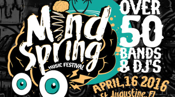 MindSpring Music Festival in St. Augustine