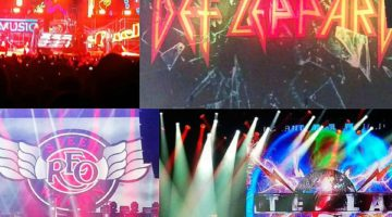 Concert Review: Def Leppard, REO Speedwagon, and Tesla