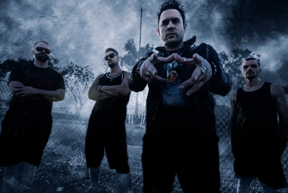 Pete Charell and Trapt