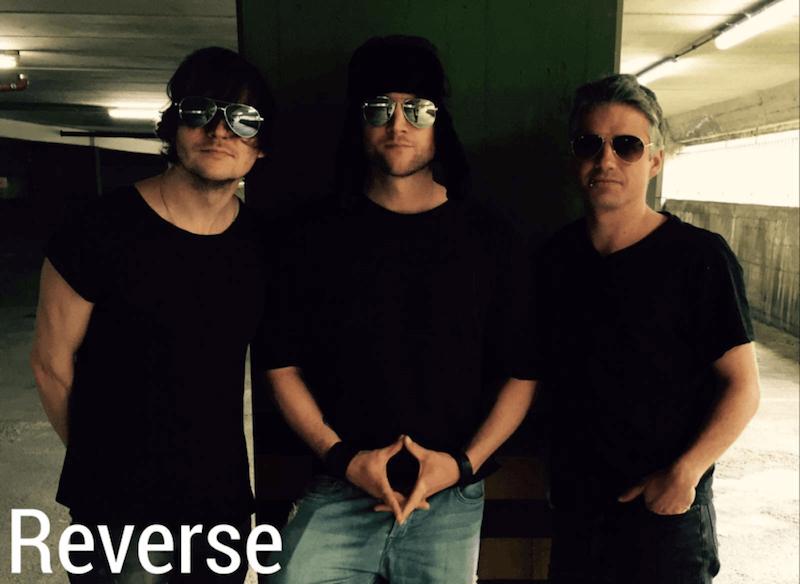 Reverse Rock Band