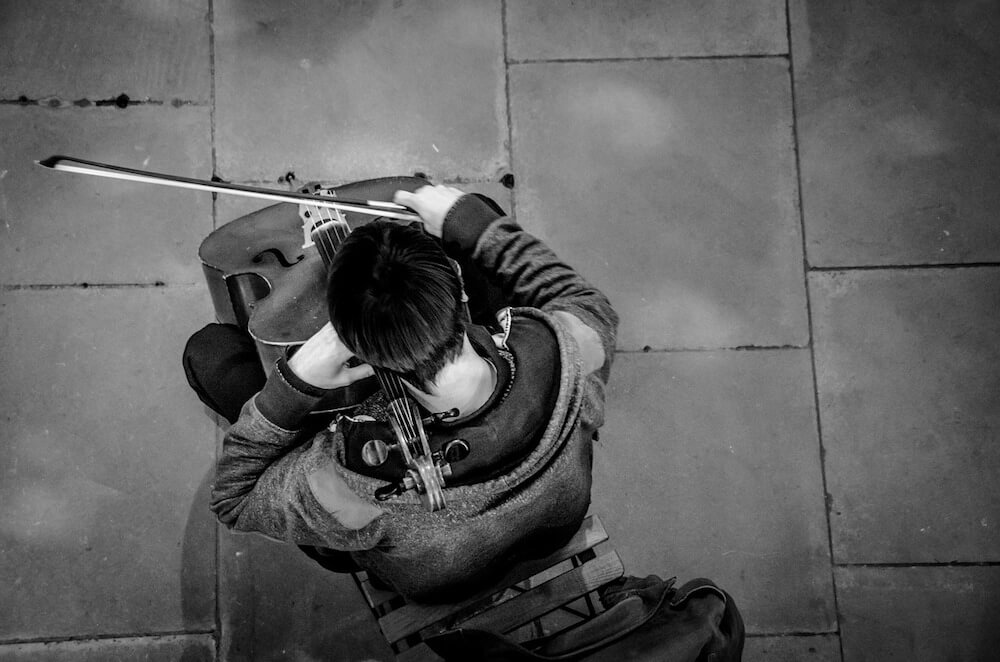 Master the art of playing cello