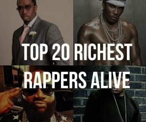 The 20 Richest Rap Moguls in the World